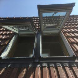 Velux Zwillingsfenster